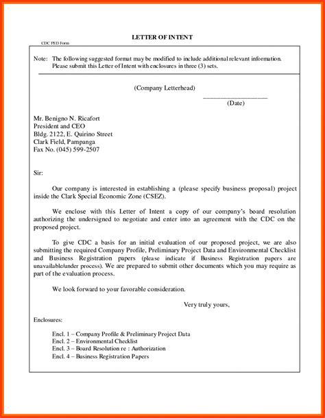 letter  intent  business les baux de provence