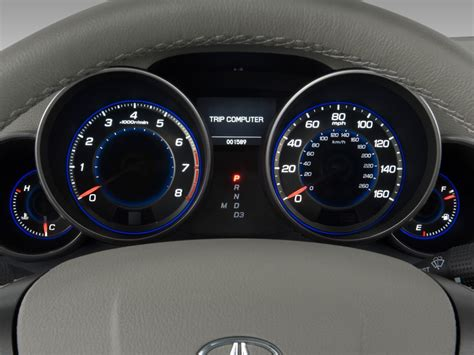 Acura Tsx 2004 Cluster by Image 2009 Acura Mdx Awd 4 Door Instrument Cluster Size