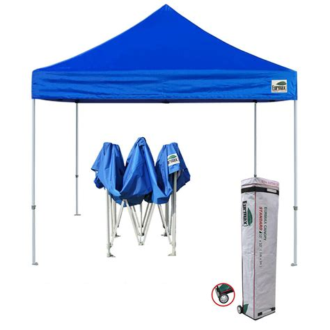 ez pop  canopy  eurmax waterproof tent party shade colors selectable ebay