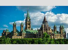 Miranda Roberts Canadian Parliament intern gains