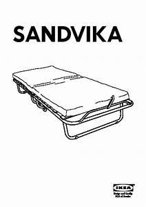 Ikea Lit D Appoint : sandvika lit d 39 appoint ikea france ikeapedia ~ Teatrodelosmanantiales.com Idées de Décoration