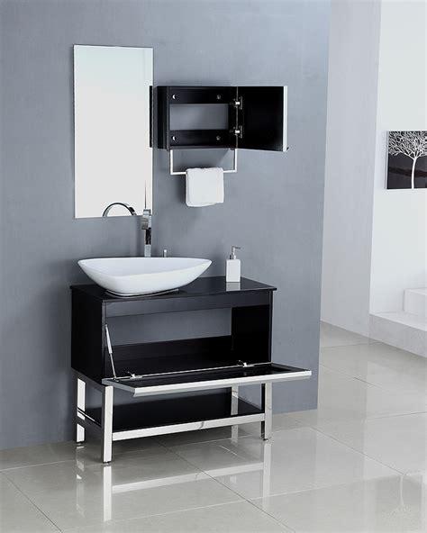 legion furniture modern 35 single sink bathroom vanity wa3153 contemporary bathroom vanities at