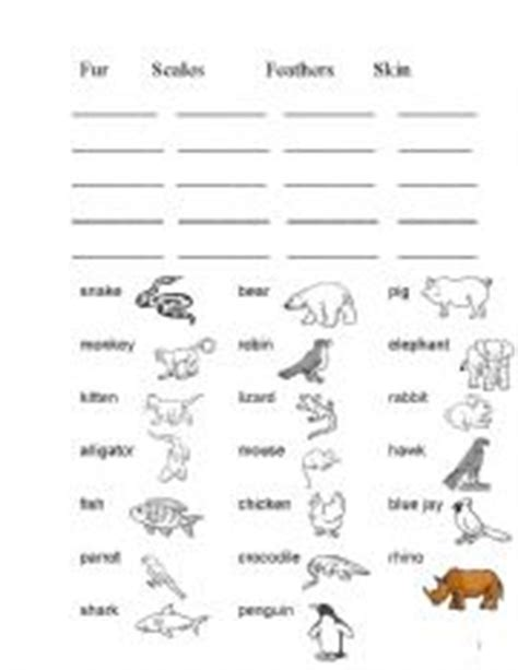 english teaching worksheets animal body parts