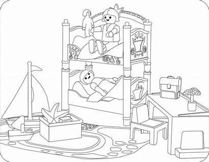Playmobil Coloring Pages Ausmalbilder Printable Zum Kostenlos