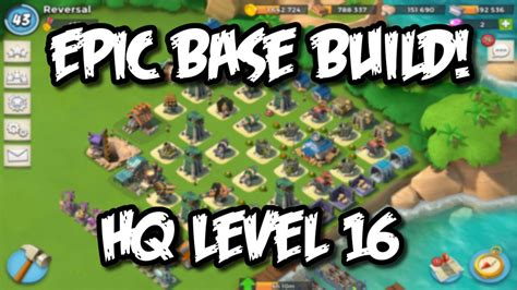 foto de Boom Beach Base Builder Hq 17 The Best 10+ Battleship games