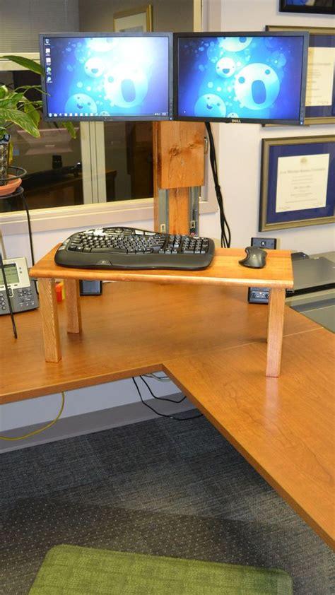 adjustable height standing desk diy standing desk desk