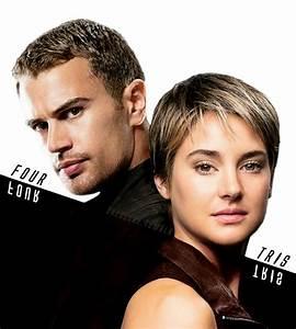 Four And Tris Insurgent | www.pixshark.com - Images ...