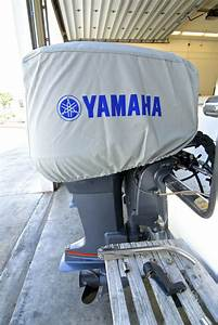 Yamaha Outboard Motor Cover Fits 115 130 L130 Mar