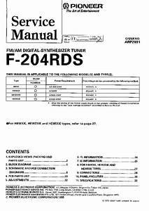 Pioneer  U2013 P U00e1gina 15  U2013 Diagramasde Com  U2013 Diagramas