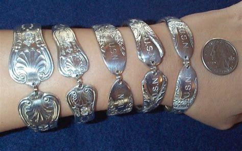 Vintage Nautical Jewelry, Nautical Bracelet Or Navy Trench