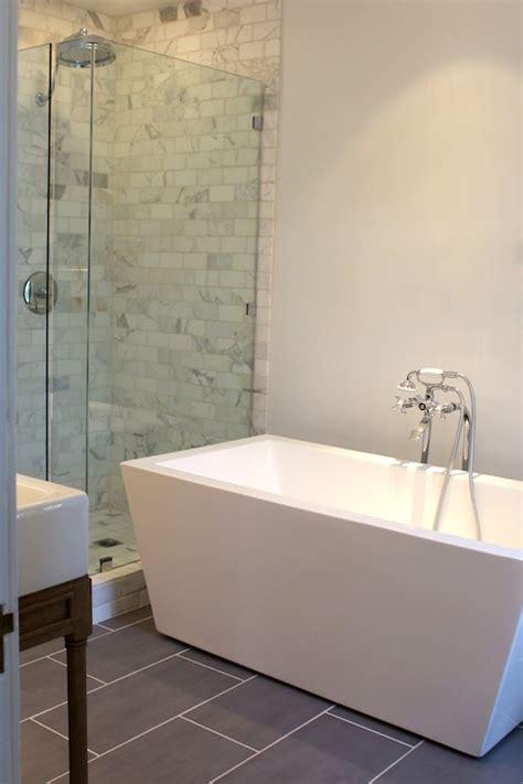 modern shower tub modern freestanding tub modern bathroom kishani perera