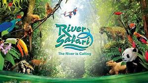 River Safari @ Singapore - YouTube