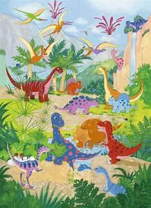 Kids Dinosaur Wallpaper - WallpaperSafari