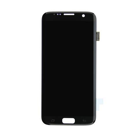samsung galaxy s7 edge black lcd screen and digitizer