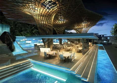 Five-star Luxury At The Tropical Zilwa Resort In The