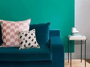 Orange Vert Quel Couleur : quelles couleurs associer avec le vert elle d coration ~ Dallasstarsshop.com Idées de Décoration