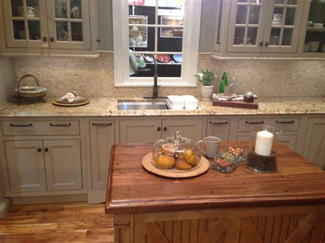 The Kitchen Collection Inc by Heritage Wood Island From Artisan Collection