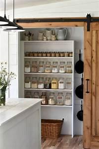 35, Creative, Farmhouse, Kitchen, Storage, Organizing, Ideas