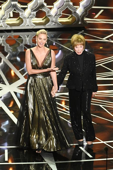 Charlize Theron Photos Annual Academy Awards