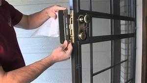 Lock Guard Armor U2122 Security Door Lock Enhancement