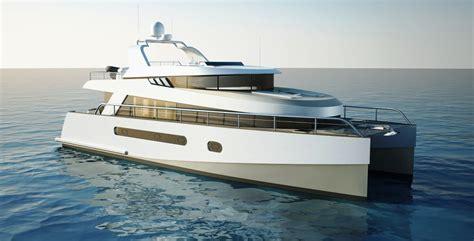 Catamaran Design News by Trawler Catamaran Yacht Charter Superyacht News