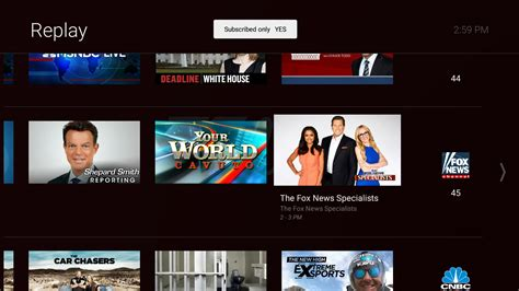 Replay TV | DirectLink