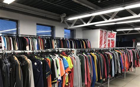 Lietoto apģērbu veikali - kādā veidā veikt pirkumu un vēl ...