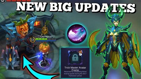 mobile legend update new update map new skins mobile legends
