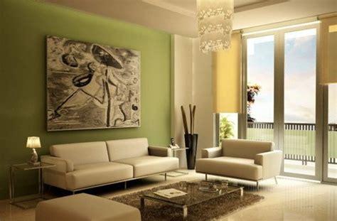 Wohnzimmer Grün Streichen by Luxus Wohnzimmer Streichen Gr 252 Ne Wand Gro 223 Es Gem 228 Lde