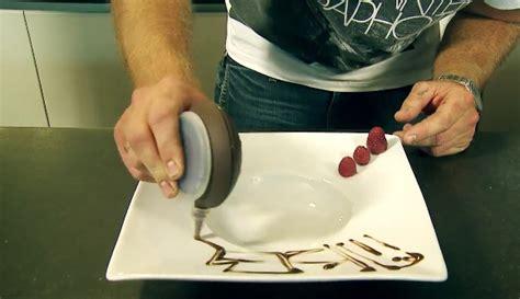 cours de cuisine grand chef astuce pour des décorations d assiette façon grand chef