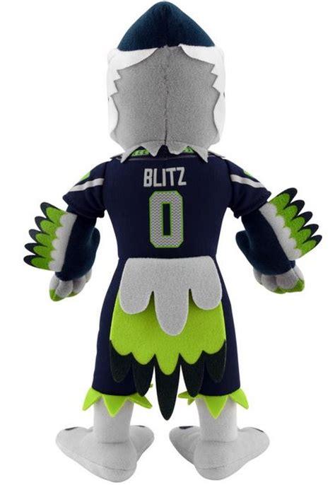 seahawks mascot stuffed animal