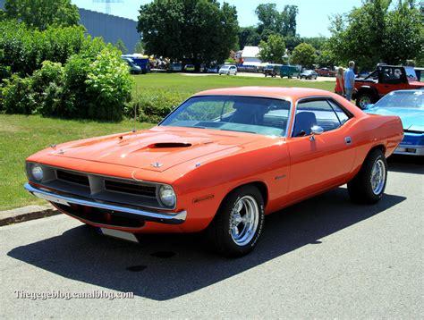 Plymouth Barracuda 1970