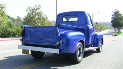 Sell New 1948 Ford F1 California Truck, No Rust, Spare