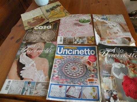 E Donna Rivista by Riviste Donna Uncinetto Libri Schemi E Corsi Riviste
