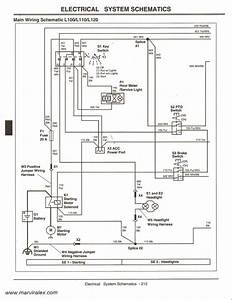 John Deere Lx255 Wiring Diagram For Pto