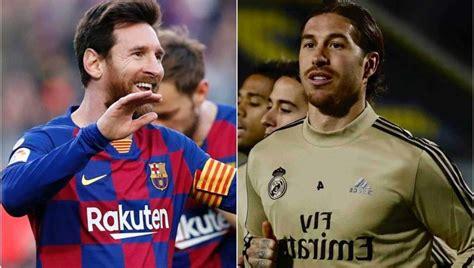 Real Madrid vs Barcelona ¿Cómo llegan y dónde ver?