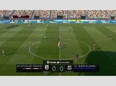 Atletico Madrid vs FC Barcelona LaLiga Santander 2602