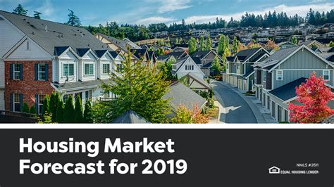 housing market housing market forecast for 2019