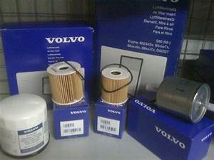 Volvo S40 Fuel Filter Replacement  2006 Volvo S40 Diesel