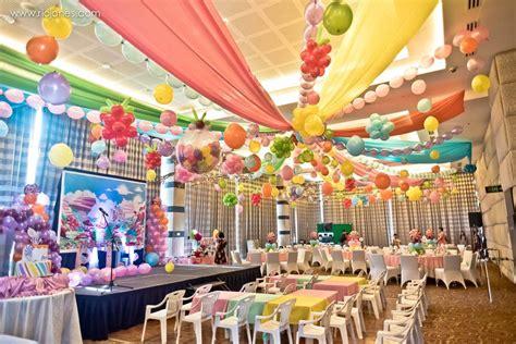 paiges candyland  birthday  acacia hotel manila