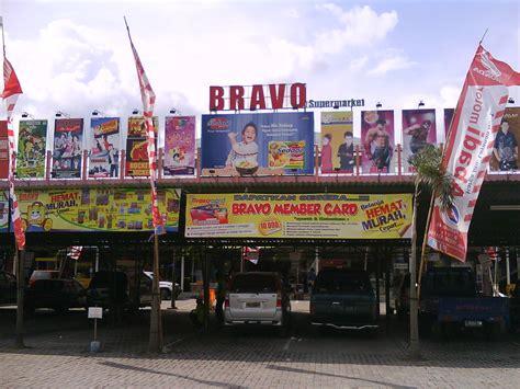 Bravo Supermarket Cepu   Cepu
