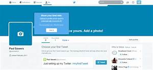 Twitter Launches New Profile Pages on the Web