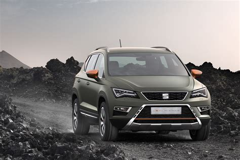 seat ateca  perience revealed pictures auto express