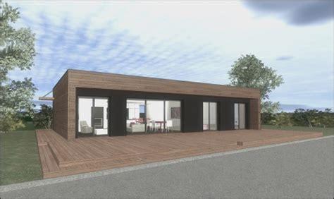 maison en bois 100 000 euros une maison ossature bois pour 100 000 euros 224 sainte aux mines travaux