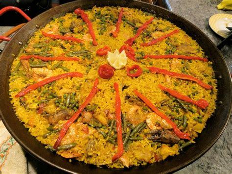 Receta Paella Mixta - Mil Recetas