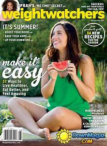 Punkte Berechnen Weight Watchers 2016 : weight watchers usa july august 2016 download pdf magazines magazines commumity ~ Themetempest.com Abrechnung
