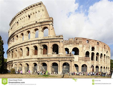 Free Colosseum In Rome by Colosseum In Rome Italy Royalty Free Stock Photos Image