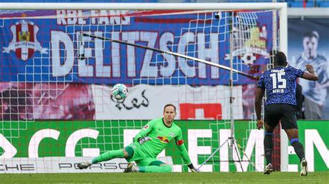 Das teilte rb auf seiner homepage mit. Vierte Niederlage in Folge: Hertha BSC verspielt Führung ...