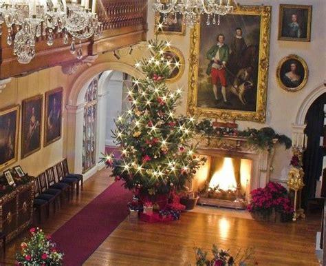 country house christmas christmas tea childhood