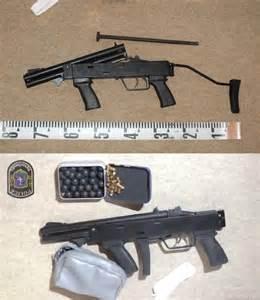 Homemade Zip Gun Pistol
